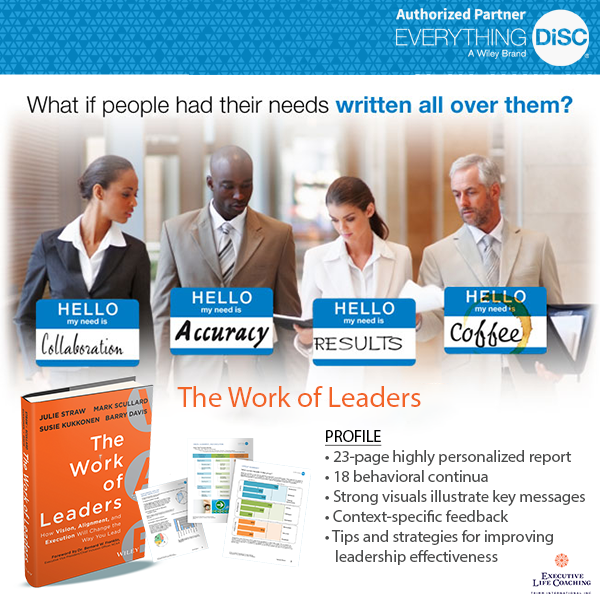 Work of Leaders Product Image